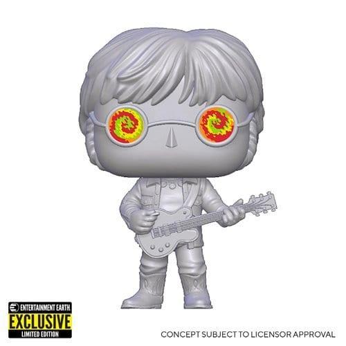 Figura John Lennon with Psychedelic Shades Funko POP Iconos Exclusive (Pre-Venta Llegada Aproximada Diciembre)