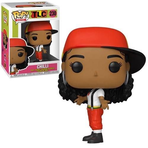 Figura Chilli Funko POP TLC Iconos (Pre-Venta Llegada Aproximada Septiembre)