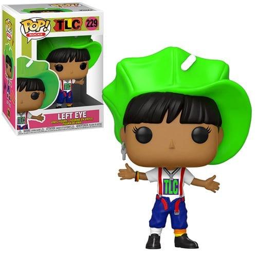 Figura Left Eye Funko POP TLC Iconos (Pre-Venta Llegada Aproximada Septiembre)