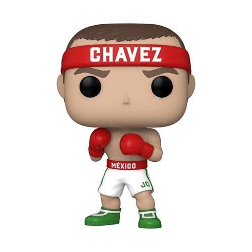 Figura Julio Cesar Chavez Funko POP Boxeo Iconos (Pre-Venta Llegada Aproximada Noviembre)