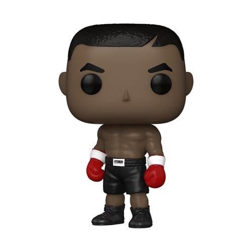 Figura Mike Tyson Funko POP Boxeo Iconos (Pre-Venta Llegada Aproximada Noviembre)