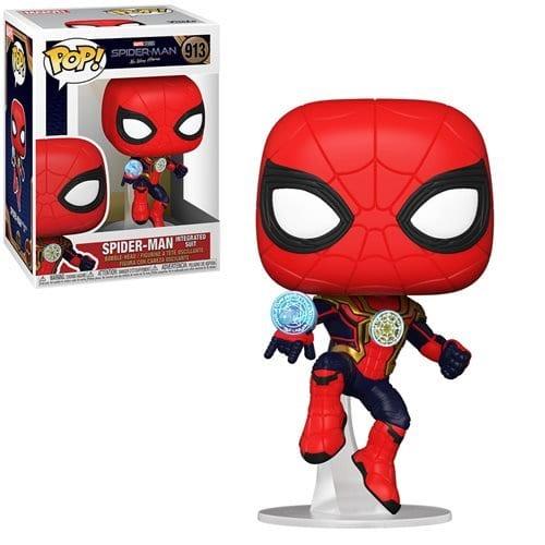 Figura Spider Man Funko POP Avengers Marvel Integrated Suit (Pre-Venta Llegada Aproximada Septiembre)