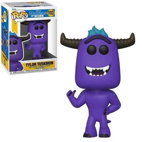 Figura Monsters At Work Funko POP Monsters At Work Disney (Pre-Venta Llegada Aproximada octubre)