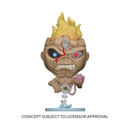 Figura Eddie Seventh Son of Seventh Son Funko POP Iron Maiden Iconos (Pre-Venta Llegada Aproximada Diciembre )