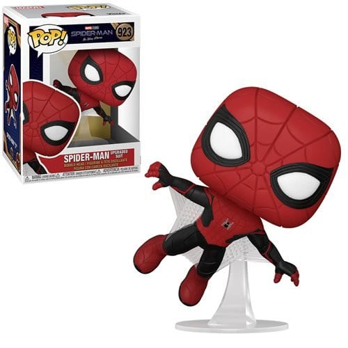 Figura Spider Man Funko POP Avengers Marvel Upgraded Suit(Pre-Venta Llegada Aproximada Noviembre)
