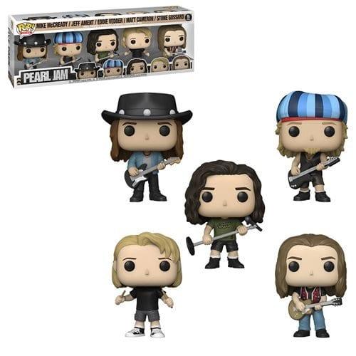 Figura Pearl Jam Funko POP Iconos (Pre-Venta Llegada Aproximada septiembre )