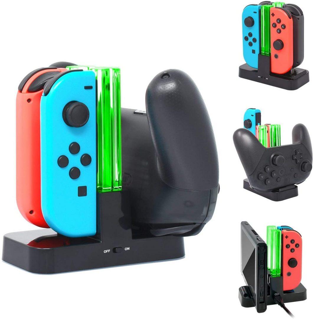 Cagador para Nintendo Switch