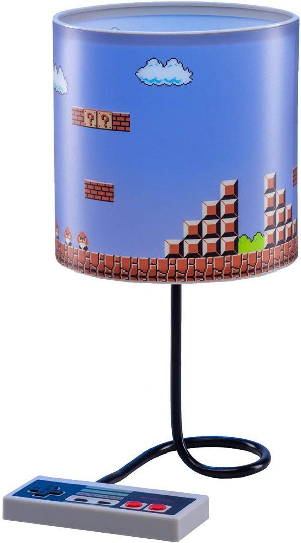 Lámpara decorativa clásica con temática de Nintendo Super Mario Bros Paladone