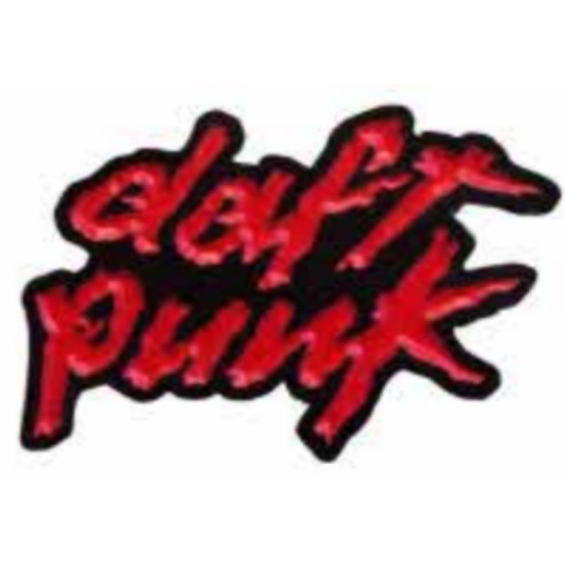Pin Metálico Daft Punk Bric A Brac Musica Palabra Color