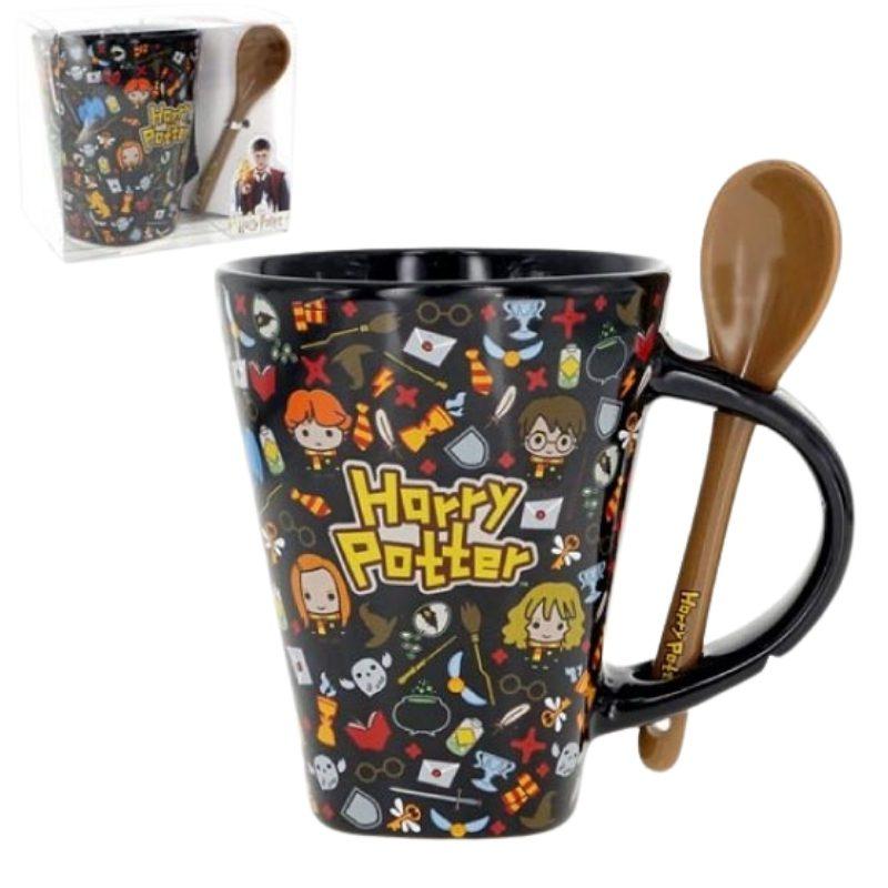 Mug Harry Potter Harry Potter Logos