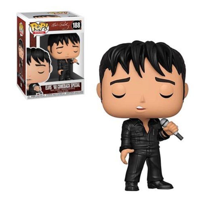 Figura Elvis Comeback Special Funko POP Musica