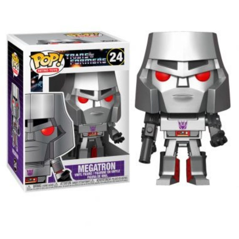 Figura Megatron Funko POP Transformers Series