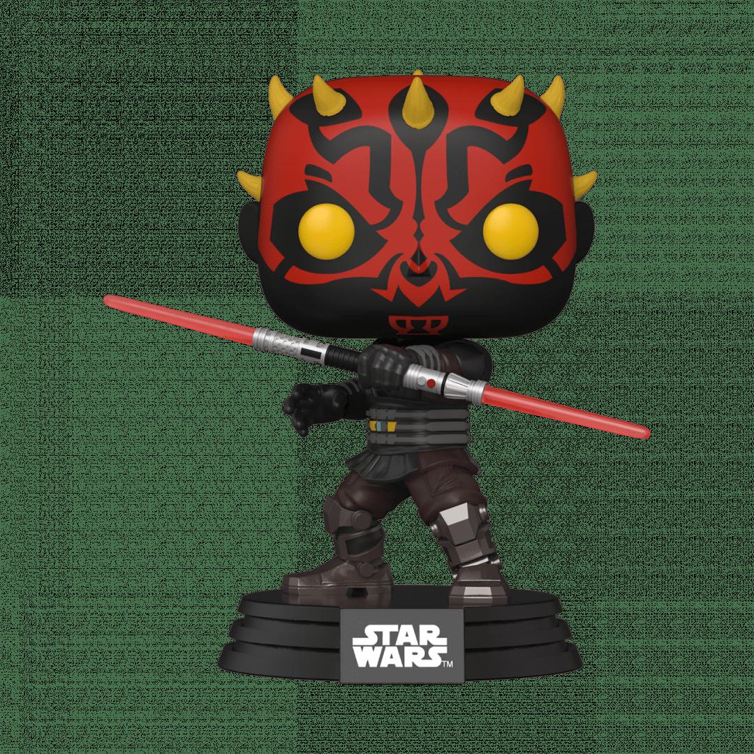 Figura Darth Maul Funko POP Clone Wars Star Wars