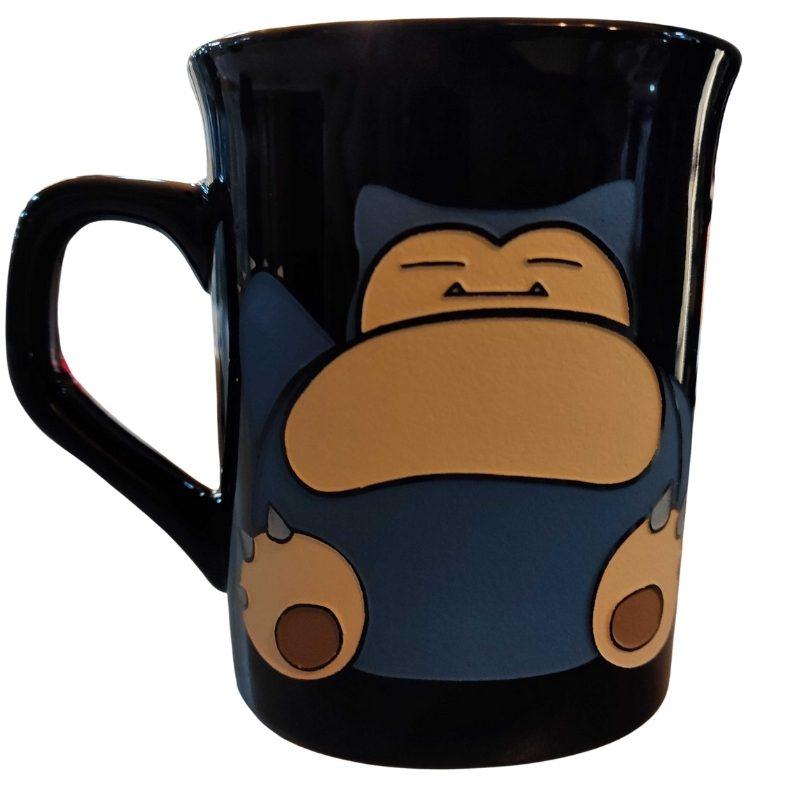 Mug Tallado Snorlax TooGEEK Pokemon Anime