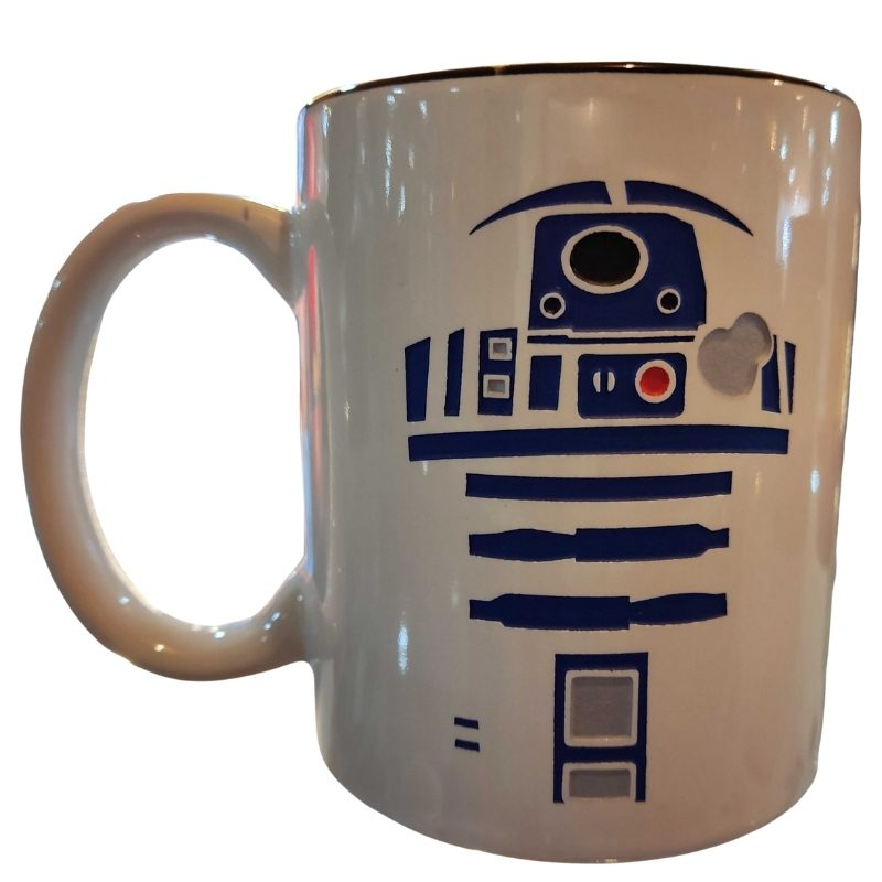 Mug Tallado R2-D2 TooGEEK Star Wars