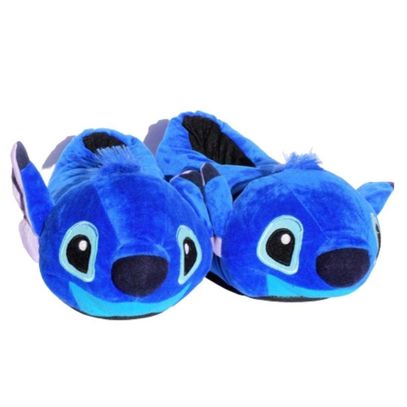 Babuchas Stitch Lilo & Stitch Animados Talla L