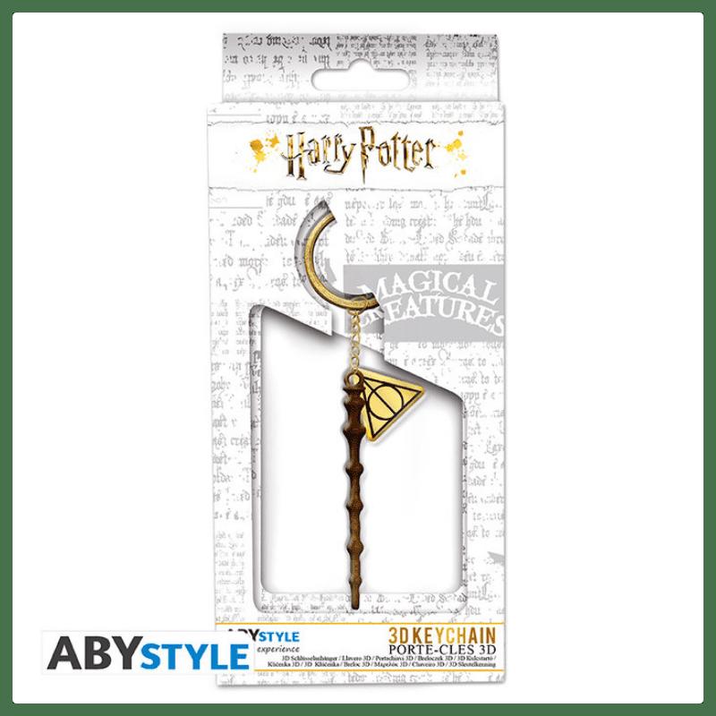 Llavero Varita de Sauco AbyStyle Harry Potter Fantasía
