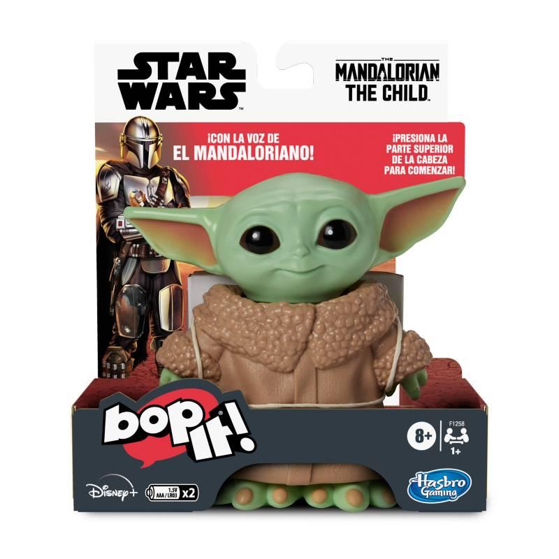 Bop it! The Child (Grogu) The Mandlorian Star Wars Ediciòn