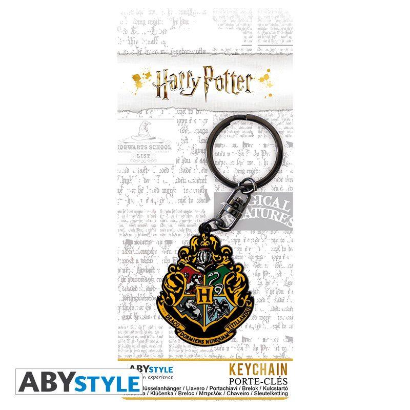 Llavero Hogwarts AbyStyle Harry Potter Fantasía