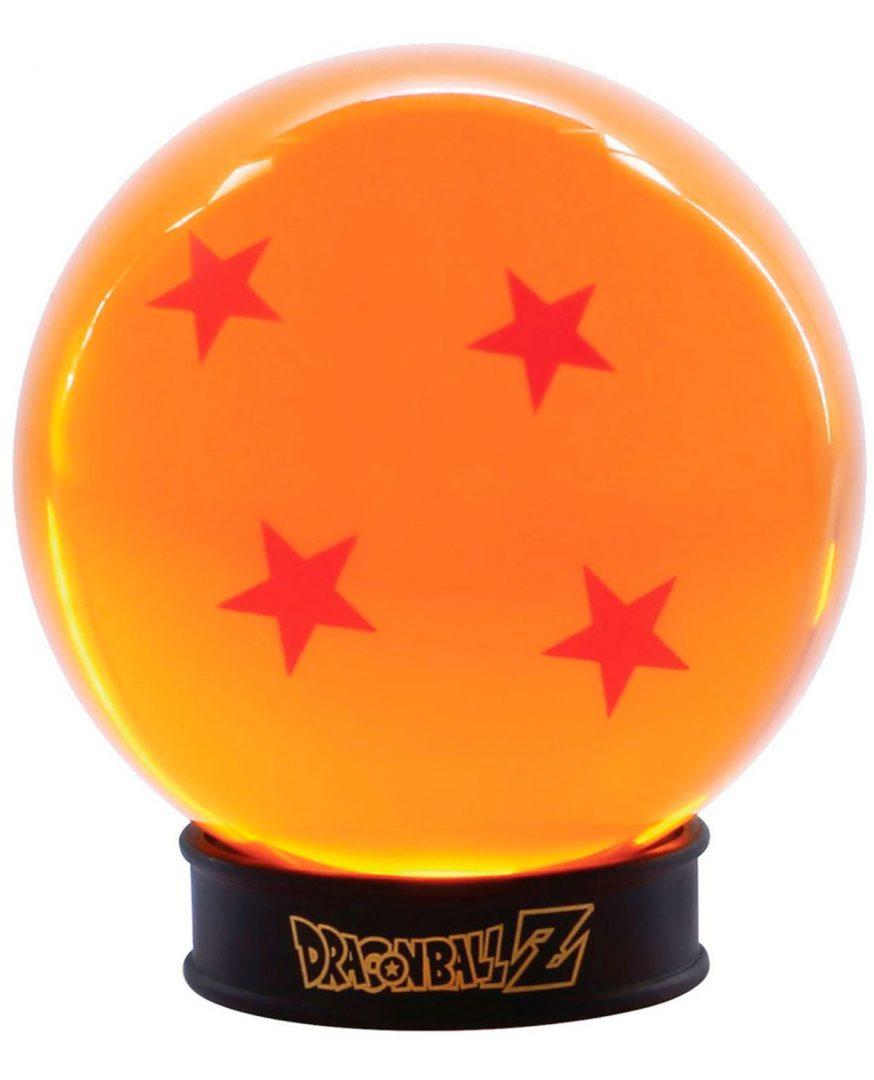 Esfera Decorativa 4 Estrellas AbyStyle Dragon Ball Anime