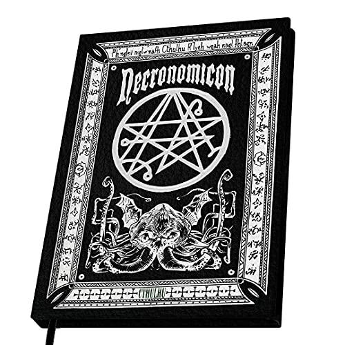 Cuaderno Necronomicon AbyStyle Necronimicon Terror