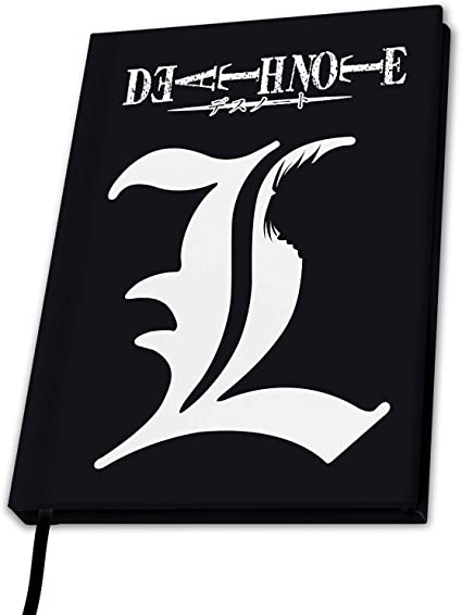 Cuaderno L AbyStyle Death Note Anime