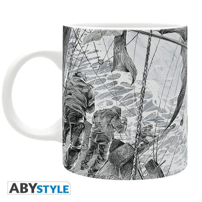 Mug Ceramico Cthulhu AbyStyle Cthulhu Terror