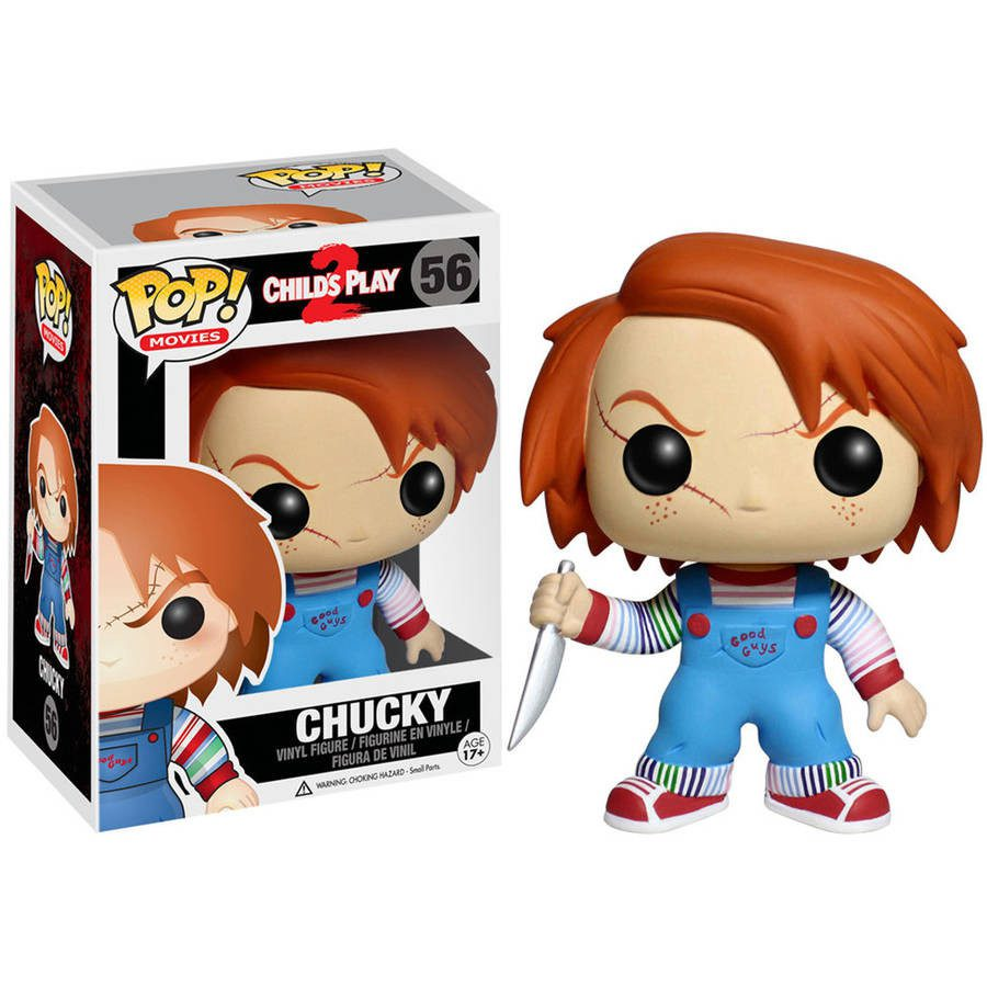 Figura Chucky Funko Pop! Child´s Play 2 Terror