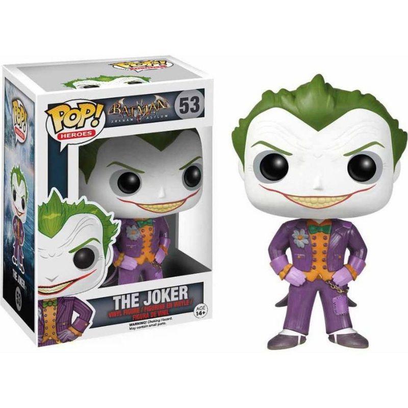 Figura The Joker Funko POP DC Comics