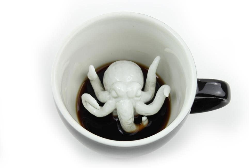 Mug Ceramico Cthulhu Terror Creature Cups