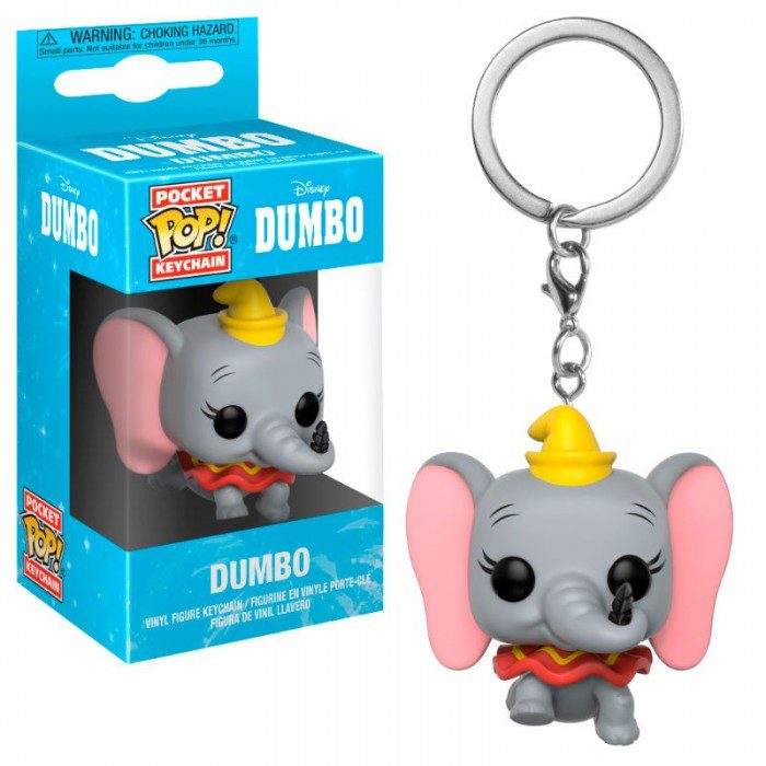 Llavero Dumbo Funko Pop! Disney