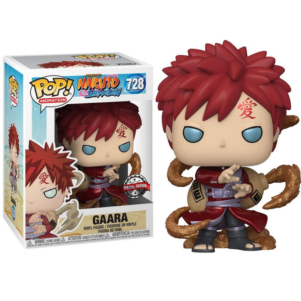 Figura Gaara Funko Pop! Naruto Shippuden Anime Edición Especial