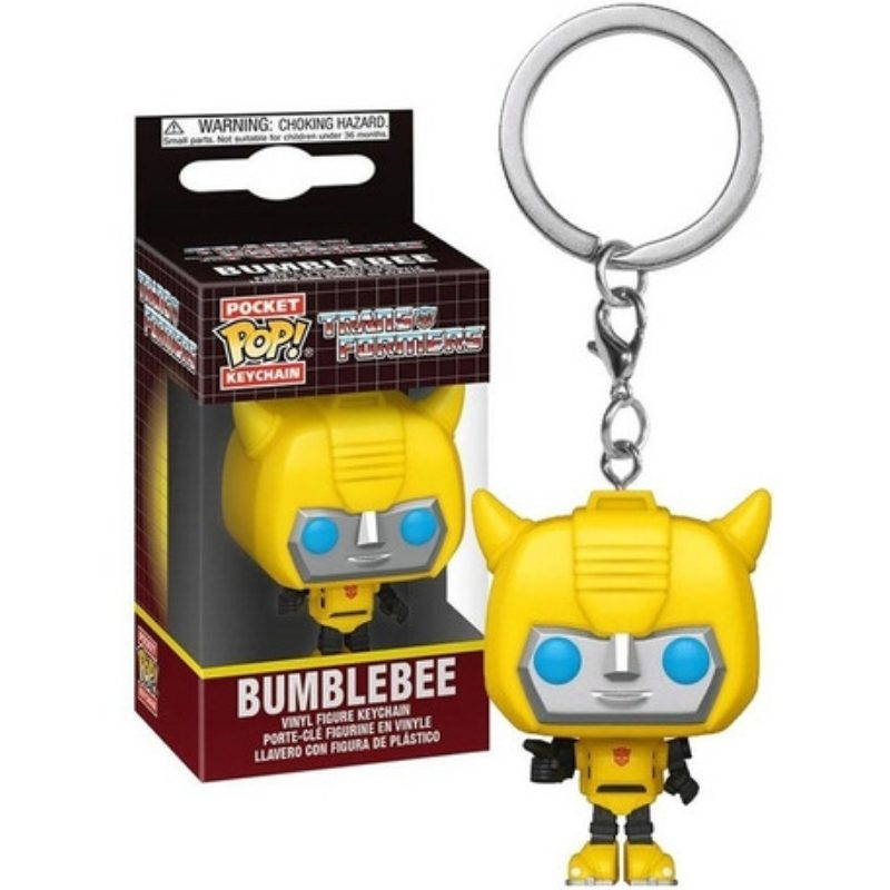 Llavero Bumblebee Funko POP Transformers Series