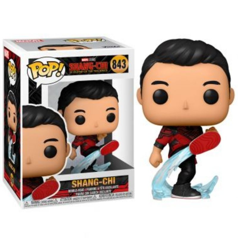 Figura Shang Chi Funko POP Marvel