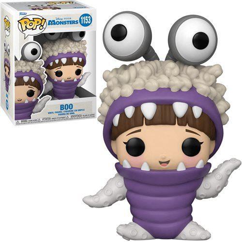 Figura Boo With Hood Up Funko Pop Monters Inc. 20th Anniversary Disney (Pre-Venta Llegada Aproximada Enero - Febrero 2022)