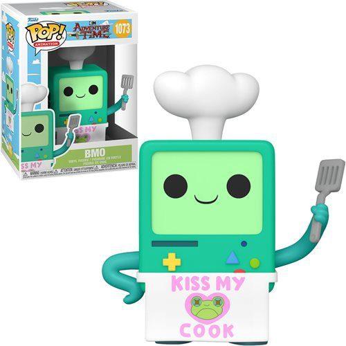 Figura BMO Cocinero Funko Pop Hora de Aventura Animados (Pre-Venta Llegada Aproximada Enero - Febrero 2022)