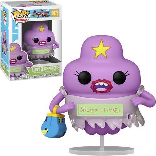 Figura Princesa Grumosa Espacial Funko Pop Hora de Aventura Animados (Pre-Venta Llegada Aproximada Enero - Febrero 2022)