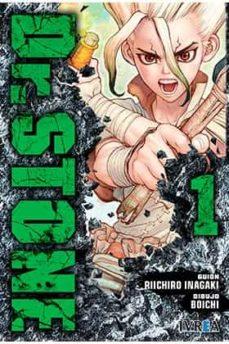 Manga Dr. Stone 1 Ivrea Anime