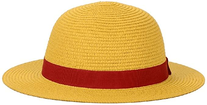 Sombrero de Paja Luffy One Piece Anime