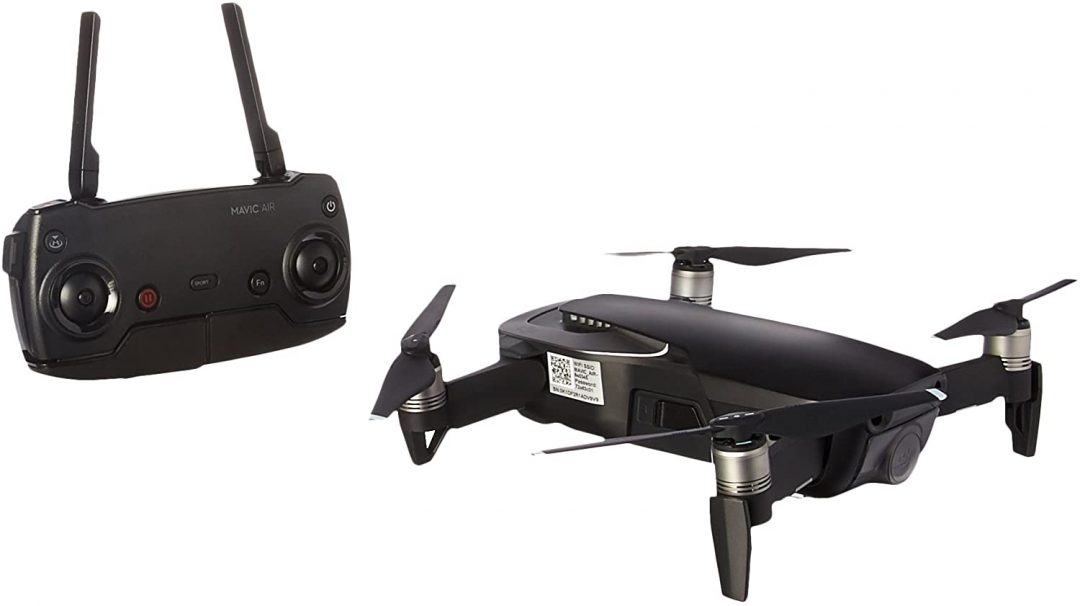 DJI Mavic Cuadricóptero con mando a distancia ful equipo