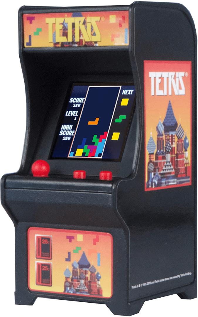 Tiny Arcade - Juego arcade multicolor miniatura de Pac-Man