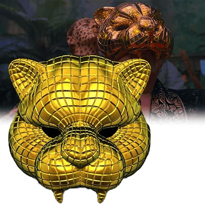 Máscara Cosplay El Juego del Calamar VIP