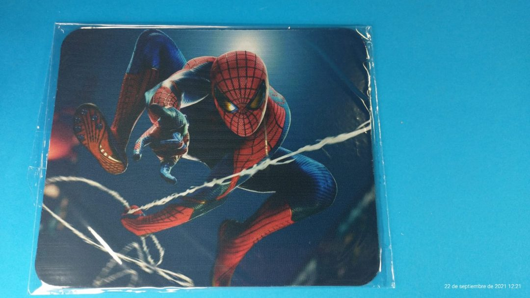 Padmouse The Amazing Spider-man PT Spiderman Marvel
