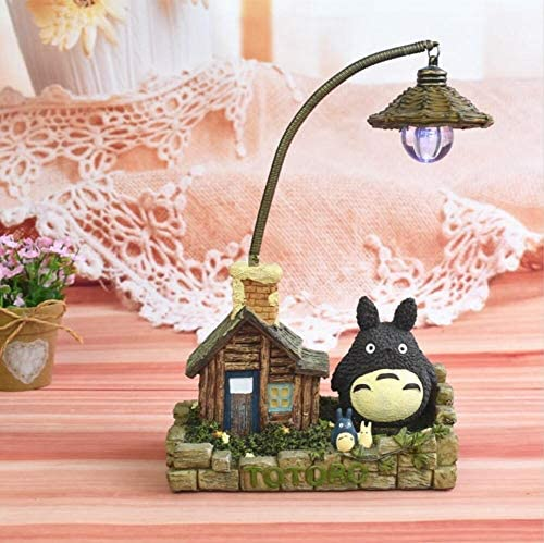 Lampara Mi Vecino Totoro Anime Dorama Junto a Casa