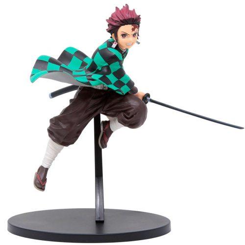 Figura Tanjiro Kamado Banpresto Kimetsu No Yaiba Anime (copia)