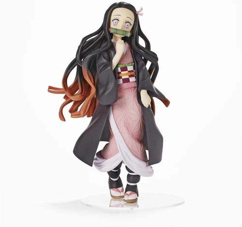 Figura Nezuko Kamado Banpresto Kimetsu No Yaiba Anime (copia)