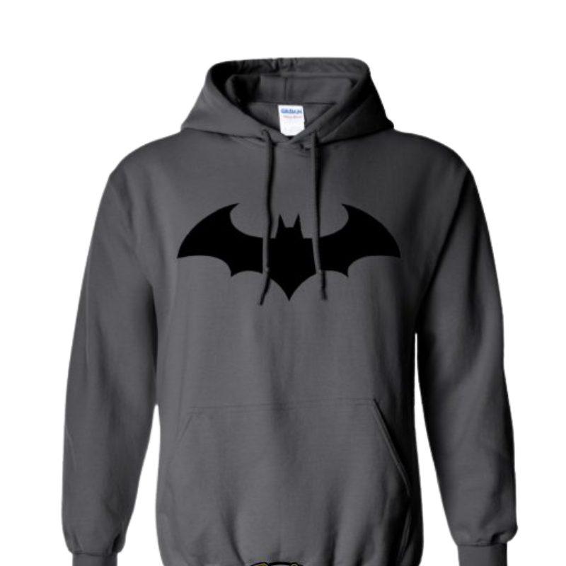 Hoodie Batman Logo Arkham Jaimito DC Comics Talla M