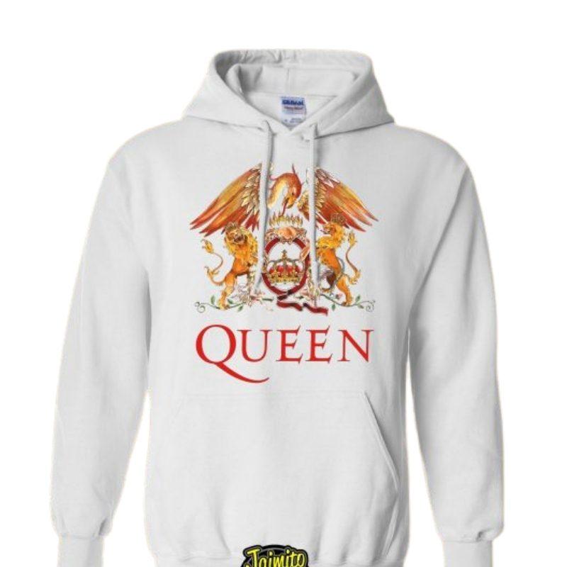 Hoodie Queen Jaimito Musica Talla M