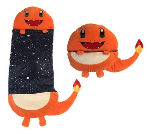 Bolsa Para Dormir Charmander Pòkemon Anime Happy Nappers