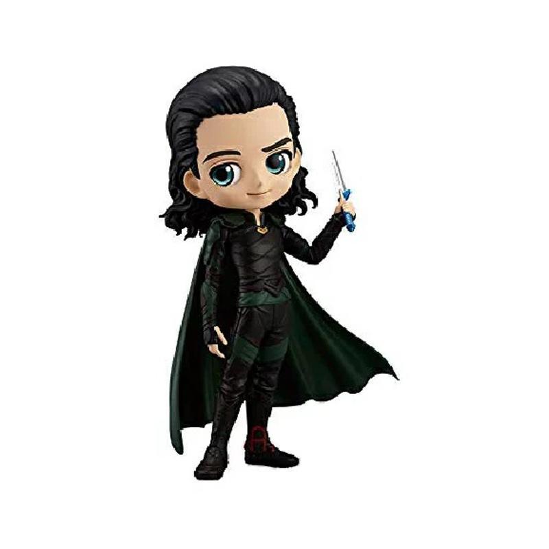 Figura Loki PT Marvel Con Cuchillo